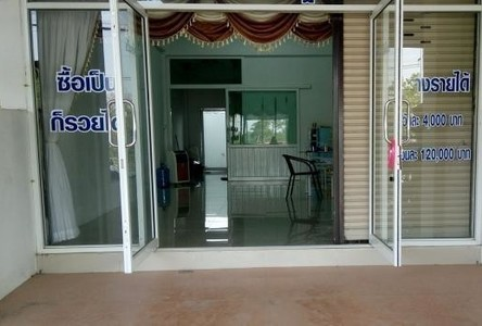 For Sale or Rent 1 Bed Shophouse in Sisaket, Northeast, Thailand