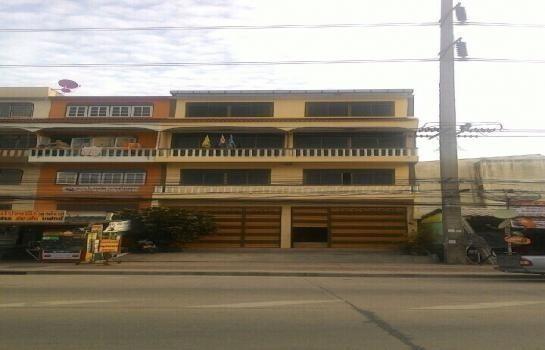 ขาย อาคารพาณิชย์ 8 ห้องนอน บางขุนเทียน กรุงเทพฯ   Ref. TH-OUOLPKWY