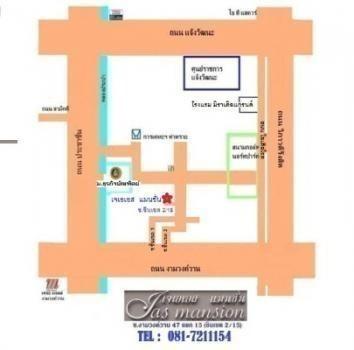 ให้เช่า คอนโด 1 ห้องนอน หลักสี่ กรุงเทพฯ | Ref. TH-BDIKCBCL