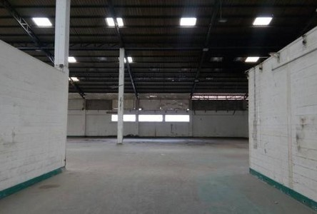 For Rent Warehouse 3,960 sqm in Khlong Luang, Pathum Thani, Thailand