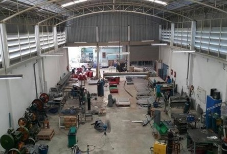 For Sale Warehouse 271 sqwa in Phutthamonthon, Nakhon Pathom, Thailand