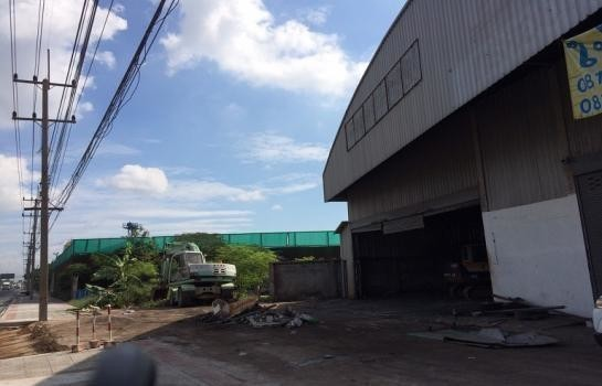 For Rent Warehouse 144 sqm in Mueang Samut Sakhon, Samut Sakhon, Thailand | Ref. TH-NVGIWABV