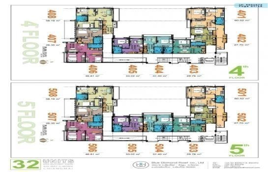 For Sale Apartment Complex 32 rooms in Mueang Chiang Mai, Chiang Mai, Thailand | Ref. TH-HLGYWPDN