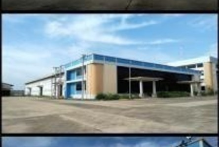 For Sale Warehouse 24,246 sqm in Phanat Nikhom, Chonburi, Thailand
