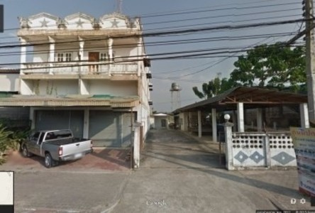 For Sale 3 Beds Shophouse in Mae Taeng, Chiang Mai, Thailand