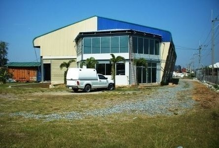 For Rent Warehouse 2 rai in Bang Pakong, Chachoengsao, Thailand