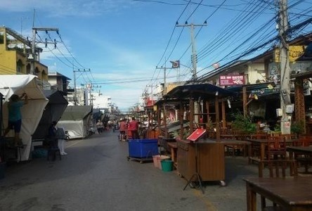 For Sale or Rent Shophouse 44.5 sqwa in Hua Hin, Prachuap Khiri Khan, Thailand