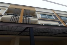 For Sale or Rent 3 Beds Shophouse in Mueang Chon Buri, Chonburi, Thailand