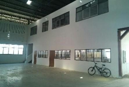 For Rent Warehouse 1,500 sqm in Bang Phli, Samut Prakan, Thailand