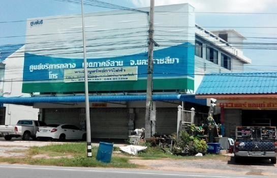 For Sale or Rent 6 Beds Shophouse in Mueang Nakhon Ratchasima, Nakhon Ratchasima, Thailand | Ref. TH-EQORFGQR