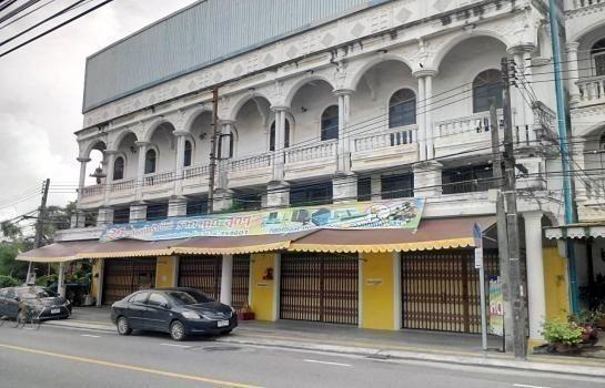 ขาย อาคารพาณิชย์ 176 ตร.ว. เมืองภูเก็ต ภูเก็ต | Ref. TH-MDDFCJEL