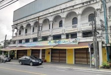 For Sale Shophouse 176 sqwa in Mueang Phuket, Phuket, Thailand