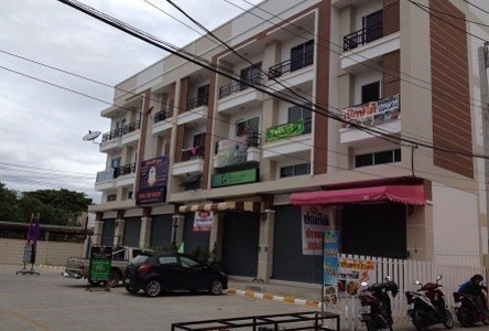 For Rent 4 Beds Shophouse in Mueang Samut Prakan, Samut Prakan, Thailand