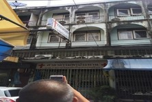 For Sale 4 Beds Shophouse in Bang Kapi, Bangkok, Thailand