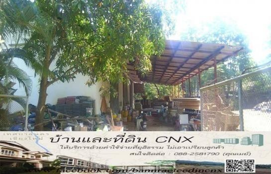 For Sale Warehouse 2 rai in Saraphi, Chiang Mai, Thailand | Ref. TH-LWRSGKAV
