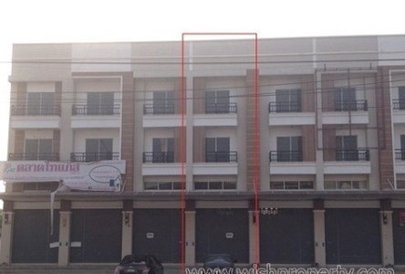 For Sale 5 Beds Shophouse in Khlong Luang, Pathum Thani, Thailand