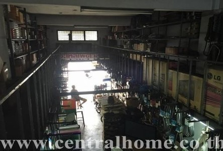 For Sale 2 Beds Shophouse in Mueang Nonthaburi, Nonthaburi, Thailand