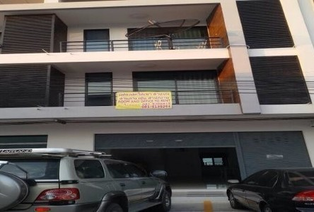 For Rent 1 Bed Shophouse in Si Racha, Chonburi, Thailand