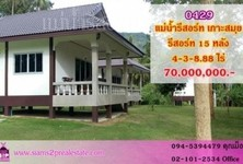 For Sale Apartment Complex 15 rooms in Ko Samui, Surat Thani, Thailand
