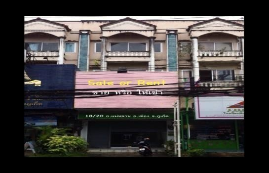 For Sale or Rent 4 Beds Shophouse in Mueang Phuket, Phuket, Thailand | Ref. TH-UEVNUWMO