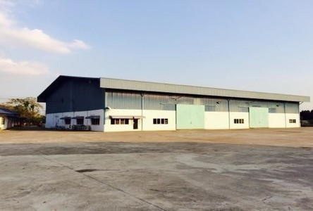 For Sale Warehouse 10 rai in Ban Bueng, Chonburi, Thailand
