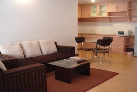 For Rent Apartment Complex 36 sqm in Bang Rak, Bangkok, Thailand