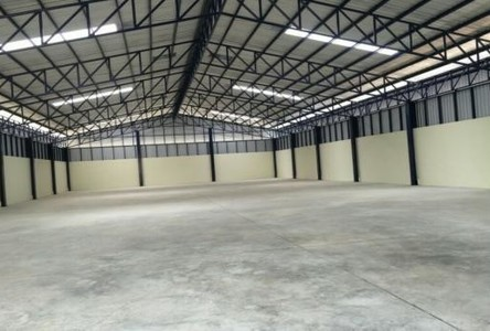 For Sale Warehouse 2 rai in Bang Lamung, Chonburi, Thailand