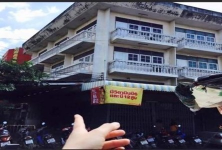 For Sale 6 Beds Shophouse in Wang Noi, Phra Nakhon Si Ayutthaya, Thailand