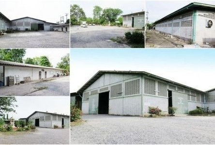 For Sale Warehouse 18,204 sqm in Phanat Nikhom, Chonburi, Thailand
