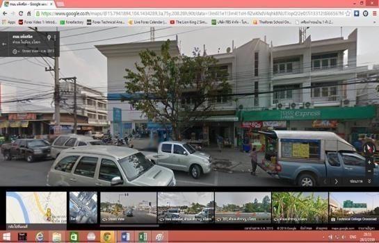 ขาย อาคารพาณิชย์ 4 ห้องนอน เมืองยโสธร ยโสธร | Ref. TH-XLLUGTJR