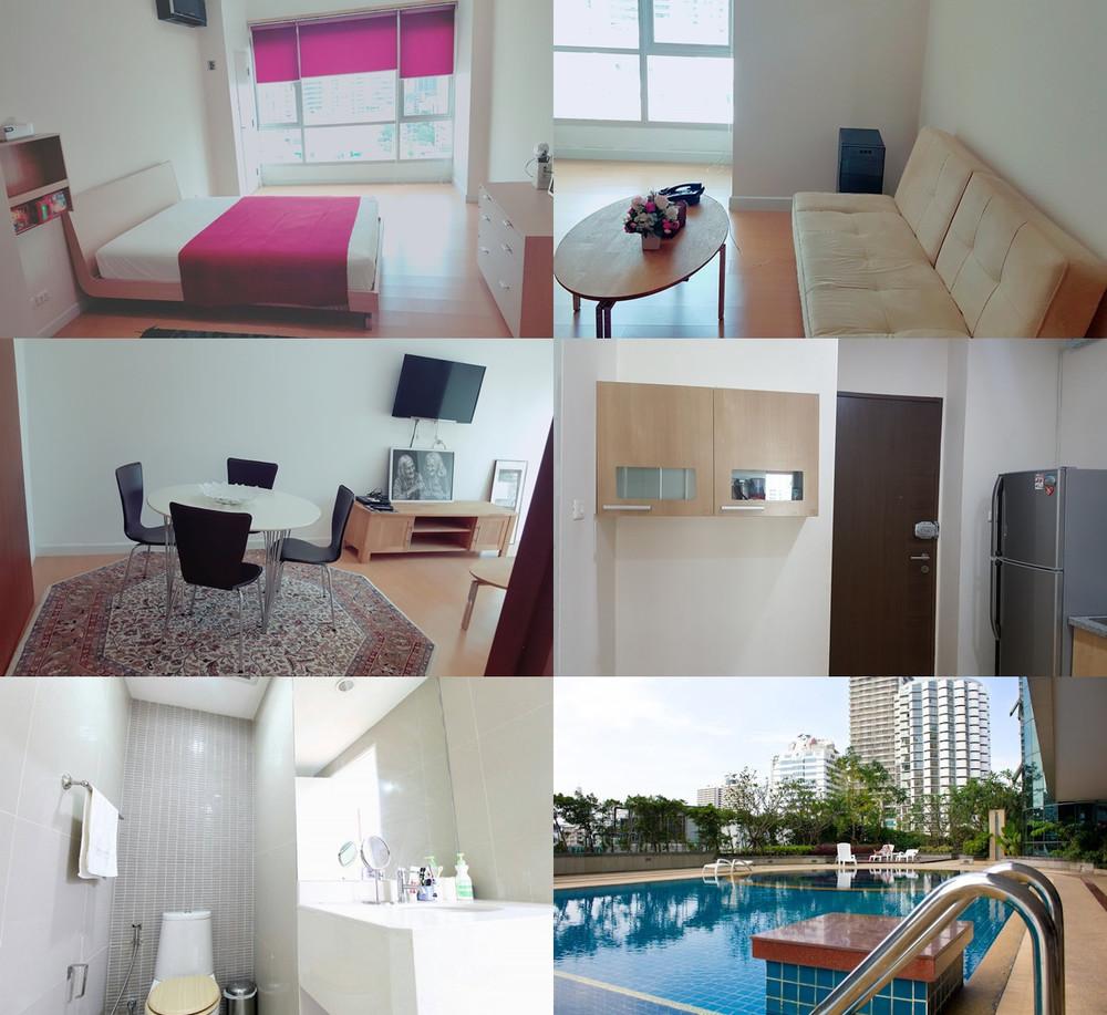 Продажа: Кондо c 1 спальней в районе Watthana, Bangkok, Таиланд   Ref. TH-CSWAQVLA