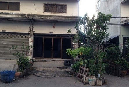 For Sale or Rent 3 Beds Shophouse in Thung Khru, Bangkok, Thailand