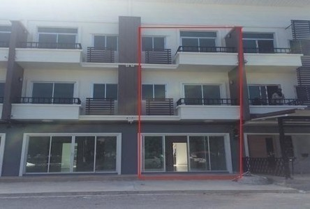 For Rent 3 Beds Shophouse in Lam Luk Ka, Pathum Thani, Thailand