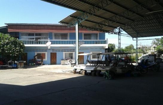 For Sale Warehouse 2 rai in Mueang Chon Buri, Chonburi, Thailand | Ref. TH-ZZQLOKOX