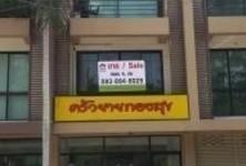 For Sale 3 Beds Shophouse in Si Racha, Chonburi, Thailand