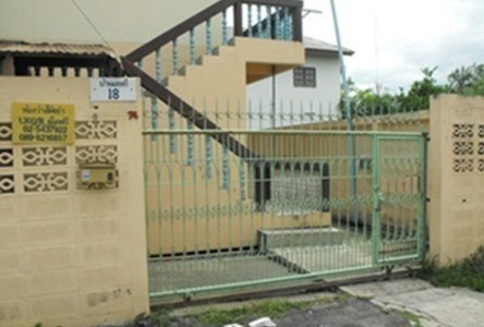 For Sale Apartment Complex 8 rooms in Nong Chok, Bangkok, Thailand