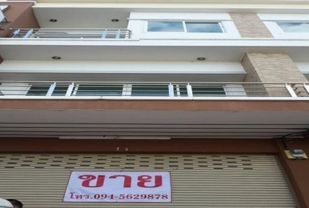 For Sale 3 Beds Shophouse in Mueang Roi Et, Roi Et, Thailand