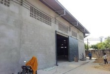 For Rent Warehouse 600 sqm in Mueang Samut Sakhon, Samut Sakhon, Thailand