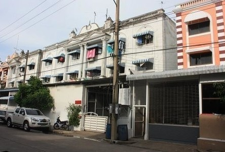 For Sale Shophouse 540 sqwa in Krathum Baen, Samut Sakhon, Thailand