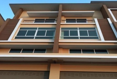 For Sale Shophouse 36 sqwa in Sattahip, Chonburi, Thailand