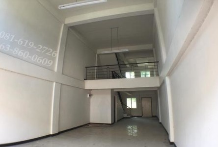 For Sale or Rent Shophouse 17 sqwa in Sam Phran, Nakhon Pathom, Thailand