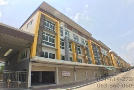 For Sale or Rent 2 Beds Shophouse in Sam Phran, Nakhon Pathom, Thailand