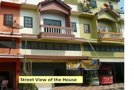 For Sale 1 Bed Shophouse in Nong Chok, Bangkok, Thailand