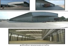 For Rent Warehouse 2,600 sqm in Si Racha, Chonburi, Thailand