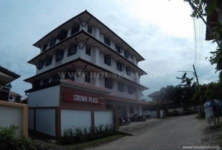 ขาย อพาร์ทเม้นท์ทั้งตึก 16 ห้อง เมืองเชียงใหม่ เชียงใหม่