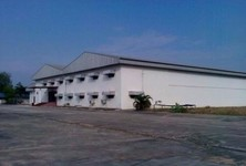 For Sale Warehouse 57 rai in Bo Thong, Chonburi, Thailand