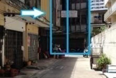 For Sale Shophouse 18 sqwa in Ratchathewi, Bangkok, Thailand