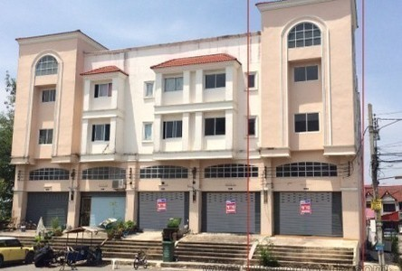 For Sale Shophouse 22.4 sqwa in Bang Sao Thong, Samut Prakan, Thailand