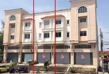 For Sale Shophouse 22.5 sqwa in Bang Sao Thong, Samut Prakan, Thailand