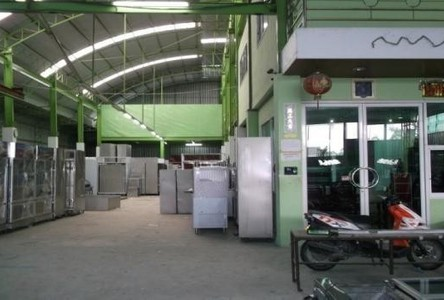For Sale Warehouse 1 rai in Thung Khru, Bangkok, Thailand